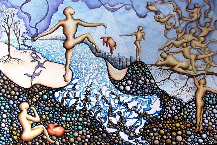 'A Step Too Far' by Ruth Killoran