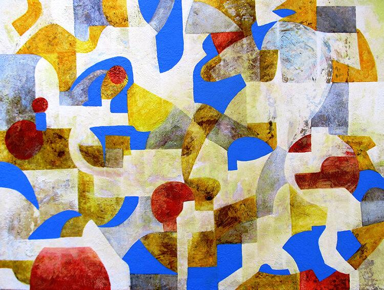 'Shape Shifter 1' by Ruth Killoran