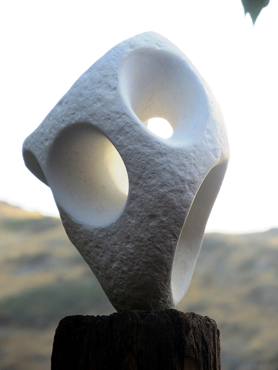 'Pierced Form' by Ruth Killoran