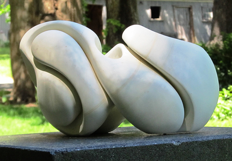 'Renewal', sculpture by Ruth Killoran