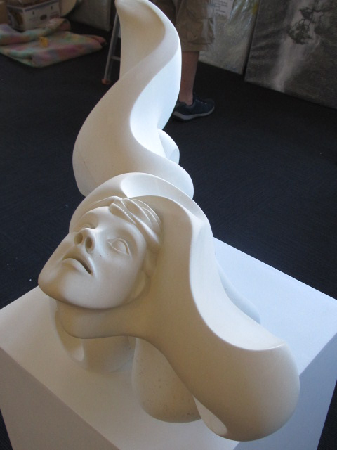 'Star Struck', sculpture by Ruth Killoran